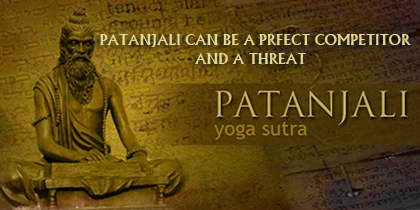 PATANJALI CAN BE A PERFECT COMPETITOR AND A THREAT