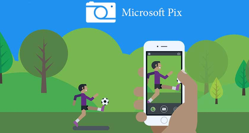 Microsoft's all new Pix update for iPhone & iPad's AI powered camera can turns snapshots into famous paintings