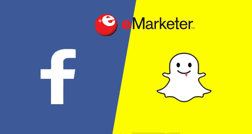 Snapchat & Facebook enhancing the growth of augmented reality: eMarketer