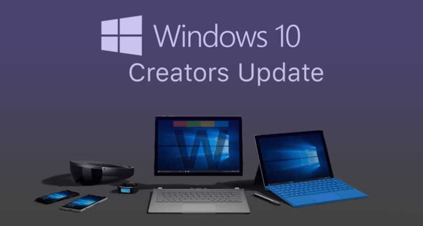 Windows 10: Microsoft begin reminding users to install the Creators Update