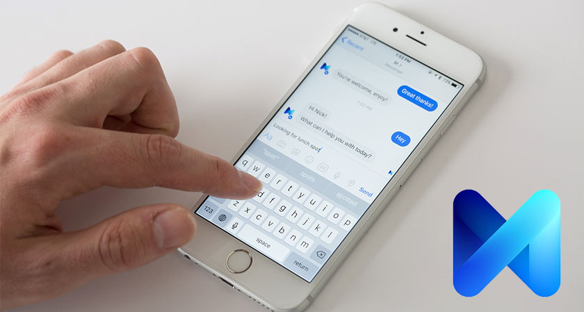 Facebook Messenger acquired its digital assistant 'M'