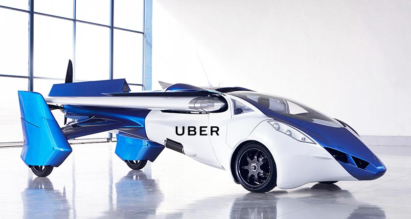 Mark Moore a well-known NASA engineer is heading to develop flying cars for Uber
