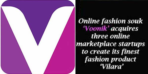 Online fashion souk 'Voonik' acquires three online marketplace startups to create its finest fashion product 'Vilara'
