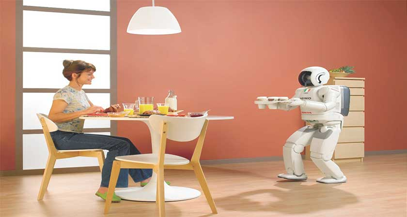 RoboWaiter, a new startup is looking to replace waiters/waitresses with their robots and app