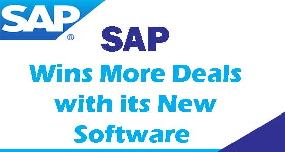 SAP Wins More Deals with its New Software