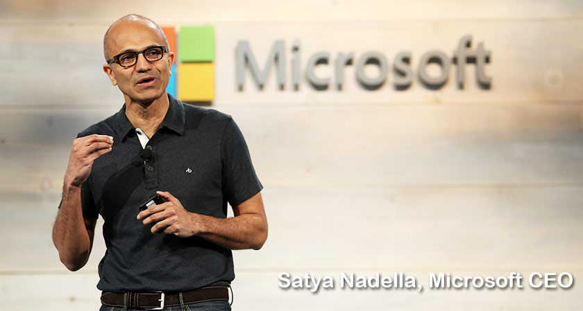 Microsoft CEO Satya Nadella banks on LinkedIn data to challenge Salesforce