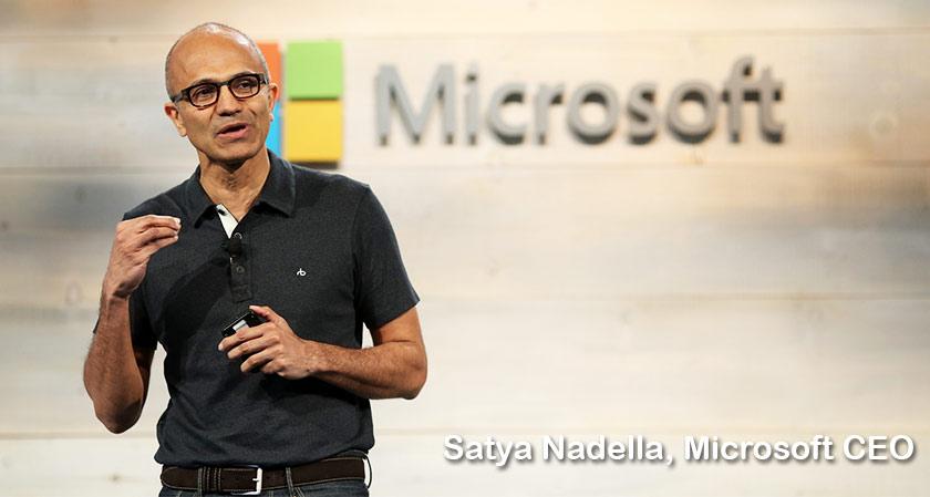 Microsoft CEO Satya Nadella banks on LinkedIn data to challenge Salesforce