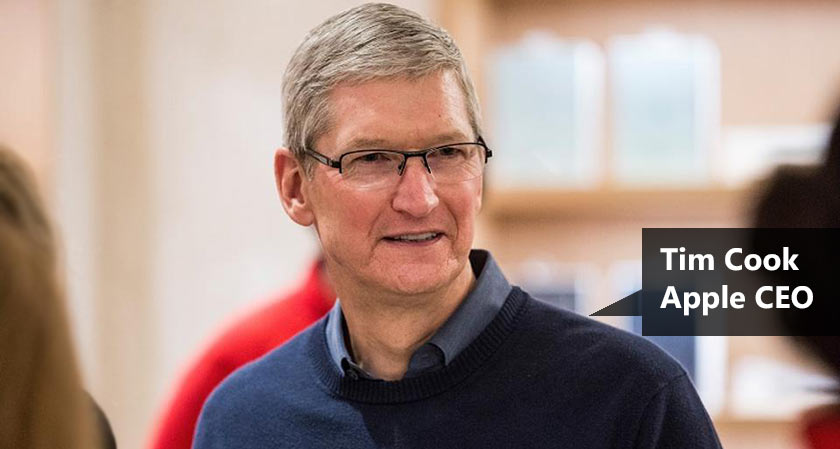 Apple CEO Tim Cook Speaks on Diversity and Inclusion at Auburn University