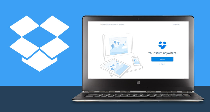 To streamline its conversations and collaborations, Dropbox redesigns its web interface