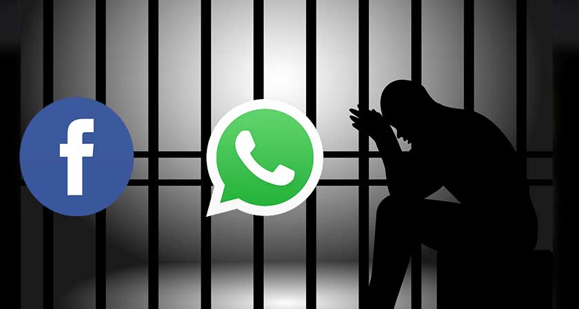 Group admins of WhatsApp, Facebook can be jailed for sharing & overlooking nasty posts