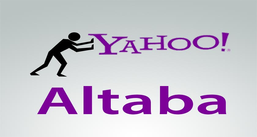 Yahoo got a new name- Altaba