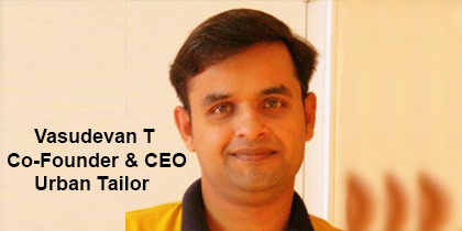 Ex-Myntra executives into making Urban Tailor – an on-demand tailoring service for women