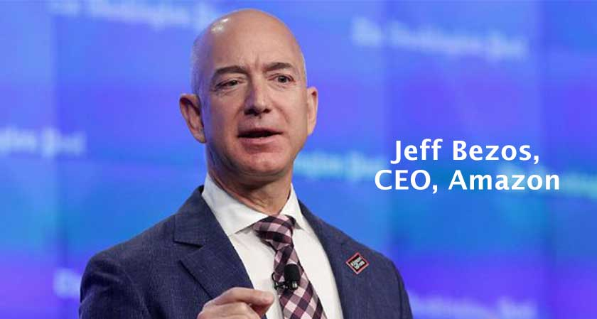 Amazon's Jeff Bezos sworn the title of world's richest: Forbes