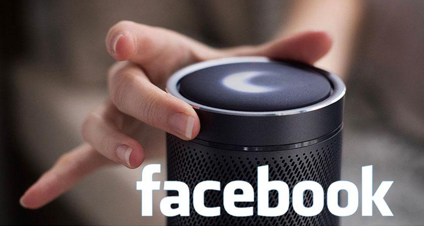 Facebook allegedly functioning on Amazon-like stylish speaker