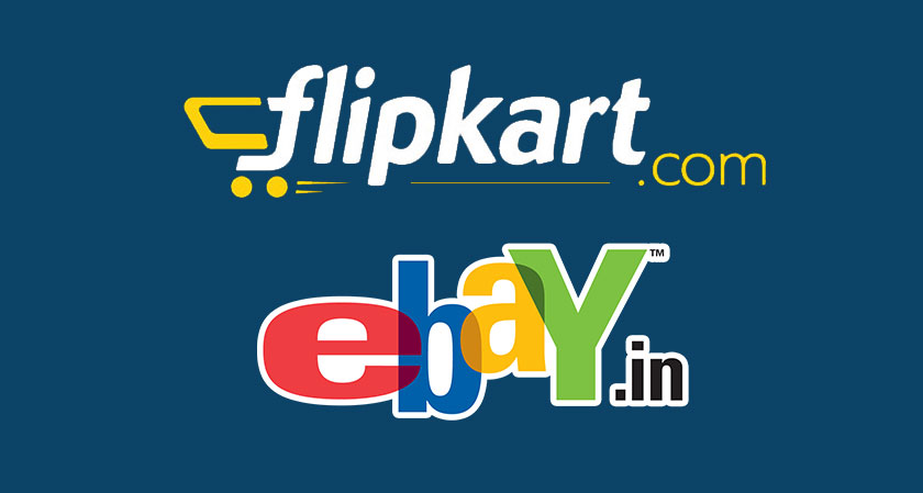 Flipkart completed the India merger of eBay