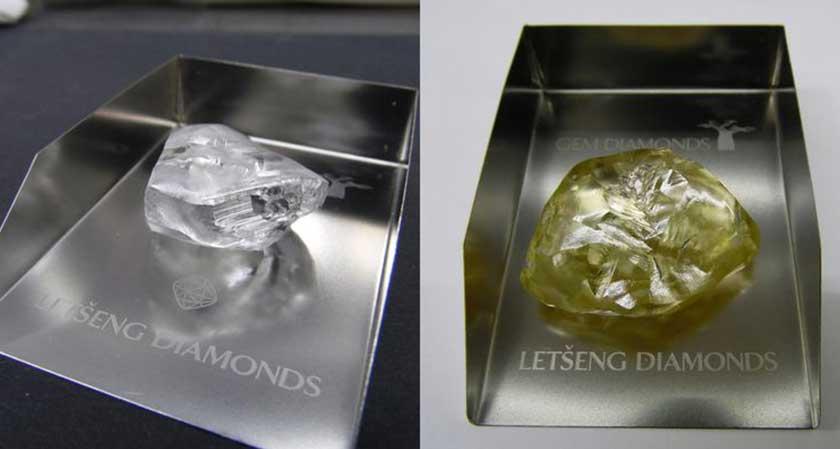 Lesotho Mines Provides One More Huge Diamond