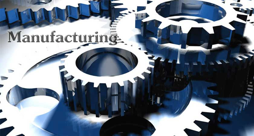 Manufacturing sector growth went down to four month-low in June