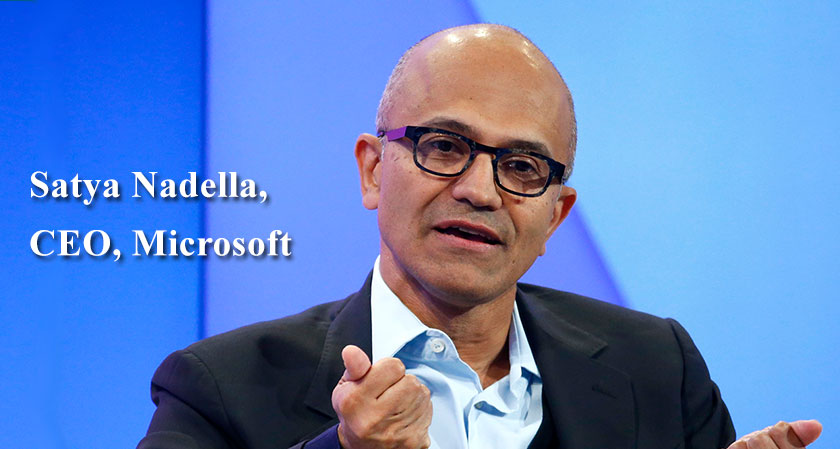 "Microsoft files patents for ""Surface Phones"", CEO Satya Nadella made confirmation"