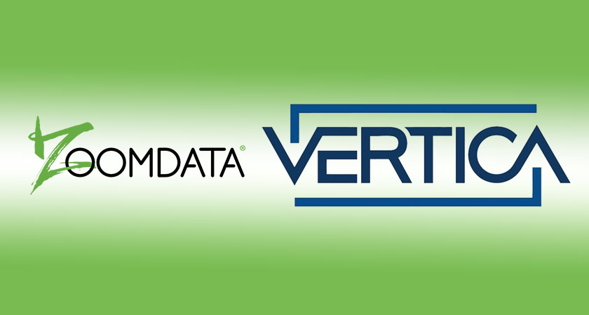 Zoomdata introduces Fast New Visual Connector for HPE Vertica