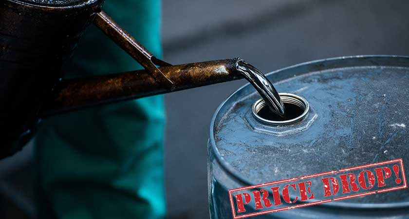 Crude Oil Prices Affected Due to the Pandemic