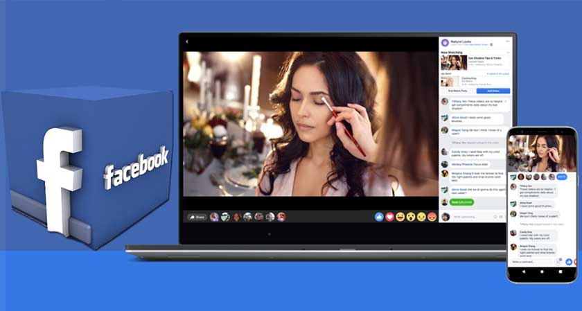 """Facebook's New Feature """"Watch Party"""" Is Global Now"""