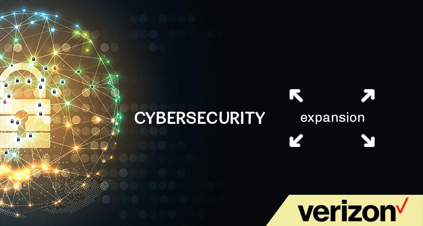 Cybersecurity Expansion: Verizon expands its Cybersecurity Services