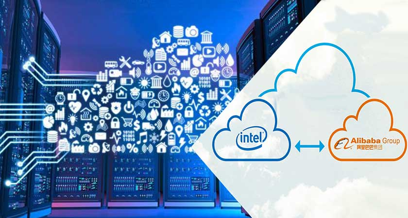 Intel and Alibaba's Collaboration Will Help Enterprises to Utilize IoT