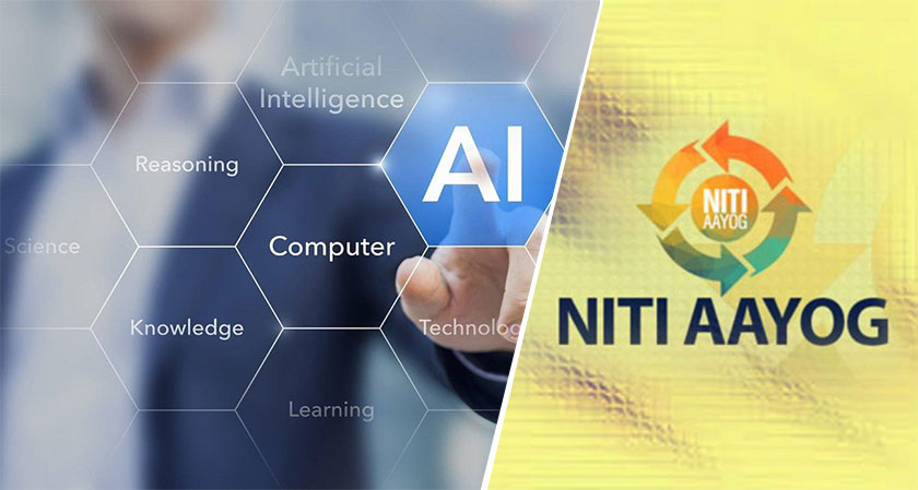 NITI Aayog Has Circulated a Note Proposing For Rs 7,500 Crore for AI Implementation in India