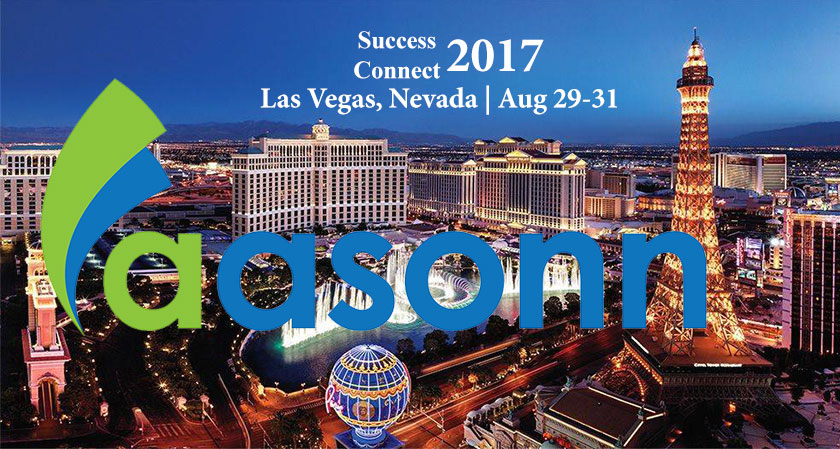 Aasonn Sponsors SAP SuccessFactors' premier event to be held in Las Vegas
