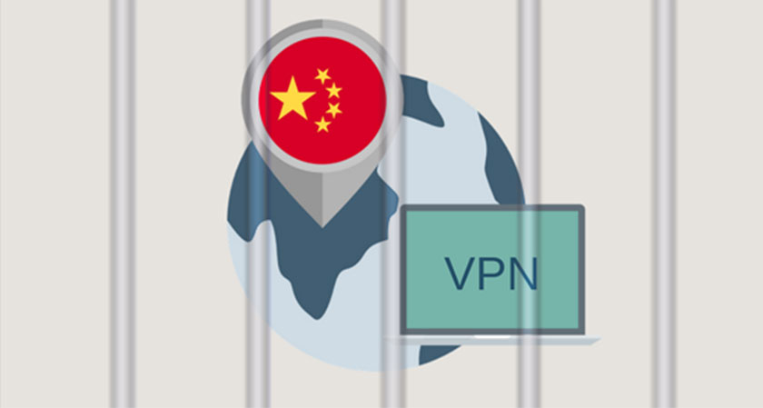 Chinese man ended up in jail for selling VPNs