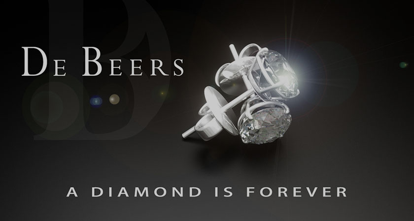 Diamond Mammoth De Beers Invests a Whopping $140 Million for Digital Marketing