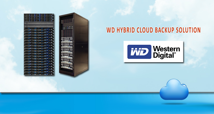 Here is the new hybrid-cloud backup recovery solution by WD