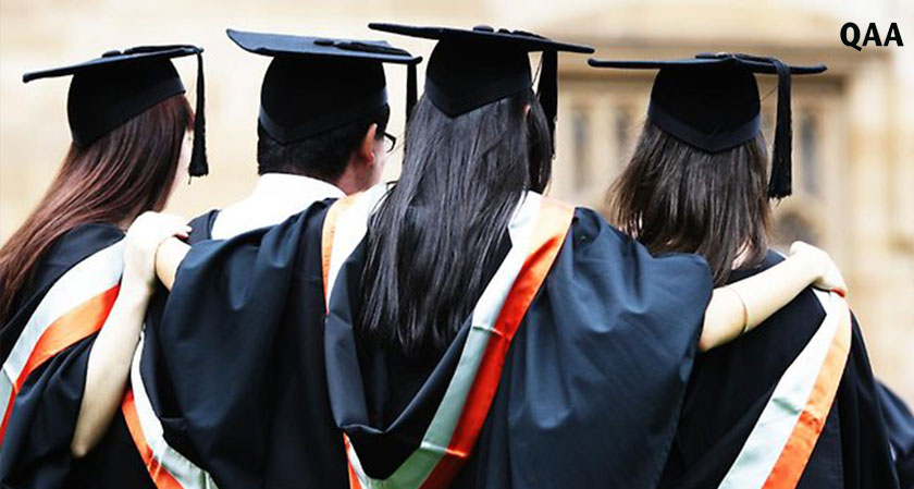 Higher education system in Wales gets appreciation from QAA