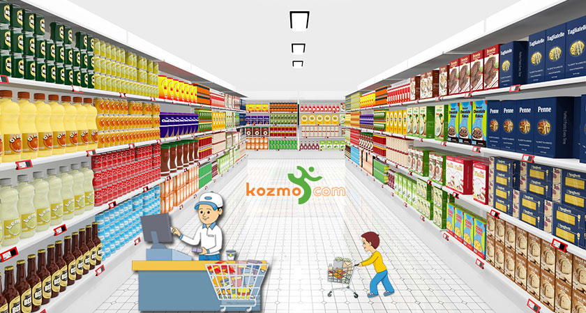 Kozmo.com - The American online shopping portal is back