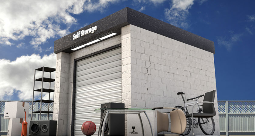 Self storage is flourishing in the United States