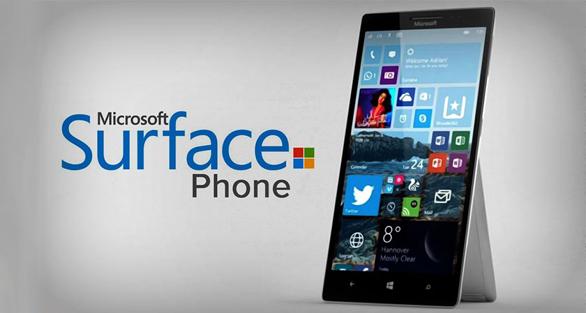 Surface Phone: The Talk of the Town
