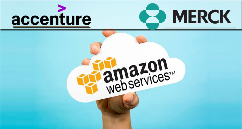 Accenture and Merck Join hands with AWS to build New Cloud Precision Medicine Platform