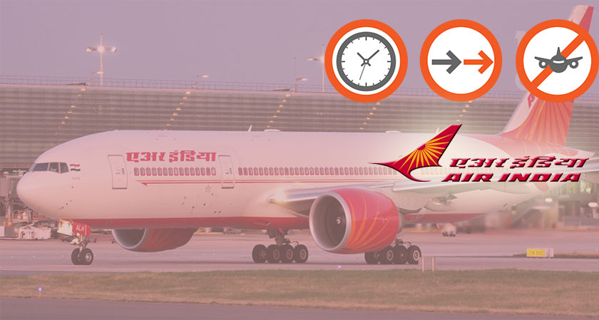 Strike by AIASTL Employees at Mumbai Airport, Air India Flights Delayed