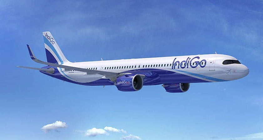BOC Aviation delivers its first Airbus A321NEO aircraft to Indigo
