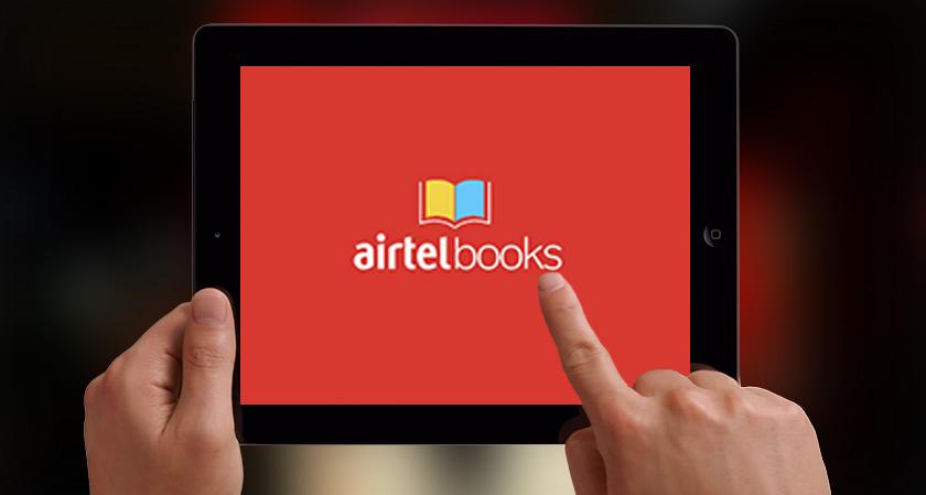 Airtel Unveils new eBook app, Airtel Books