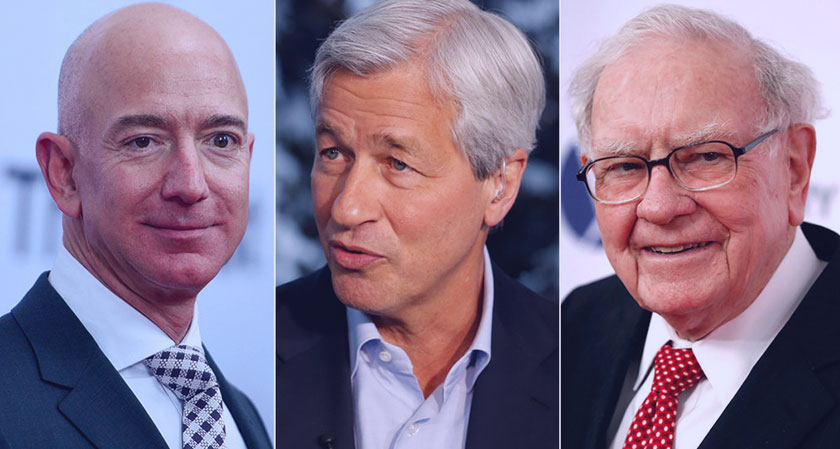Amazon, Berkshire Hathaway and JPMorgan Chase unite to form a healthcare company