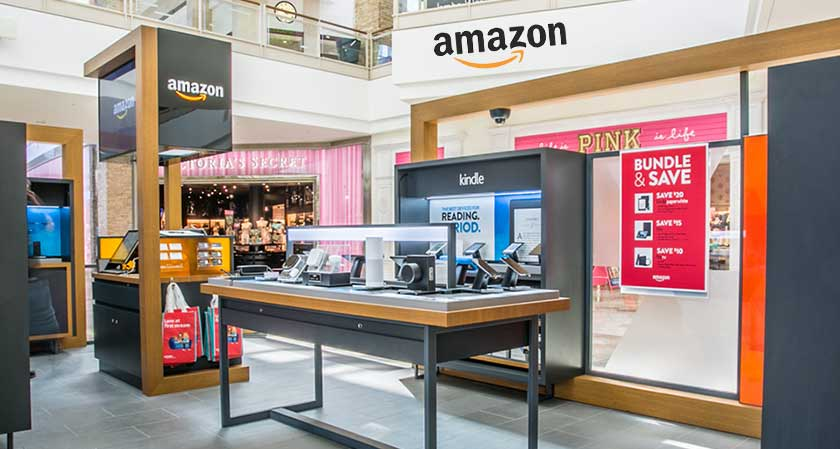 Amazon to Open New Kiosks in Indian Malls