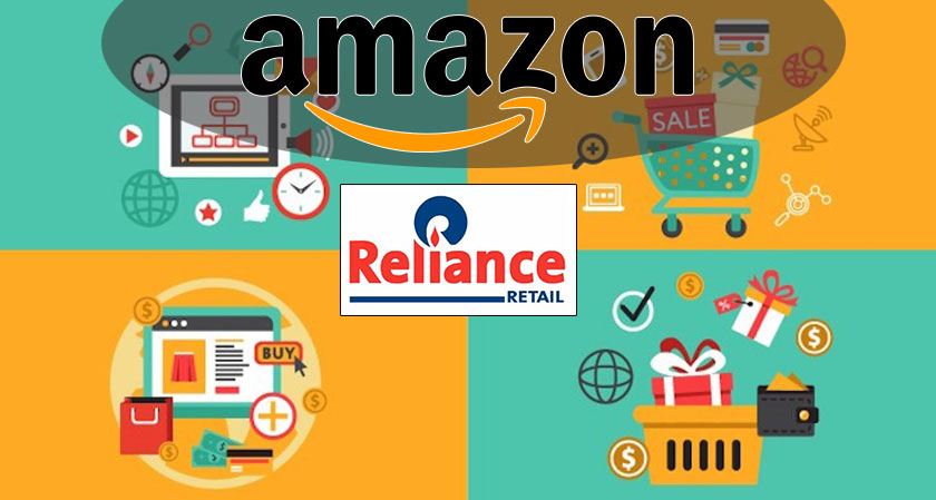 Amazon may invest in Reliance Retail