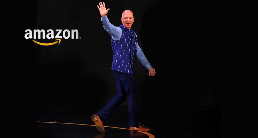 Digitalizing Indian SMEs; Amazon invests USD one billion
