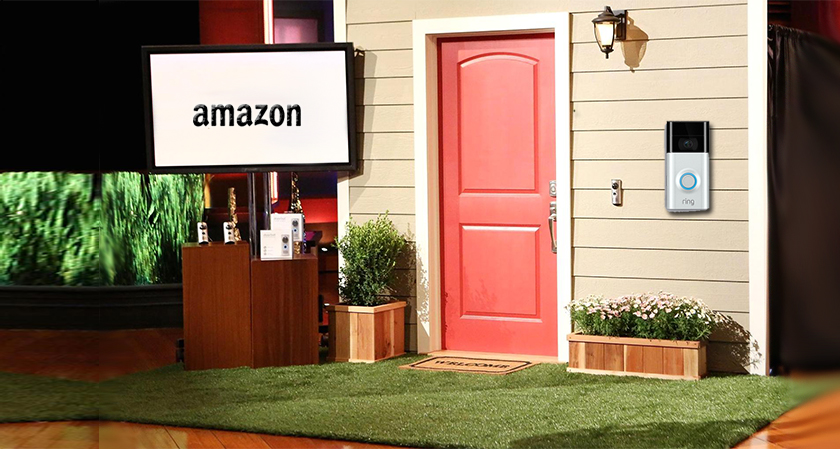 Amazon is going to buy Ring to own your smart home!