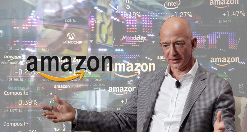 Amazon employees are reportedly bribed to sell internal sales data