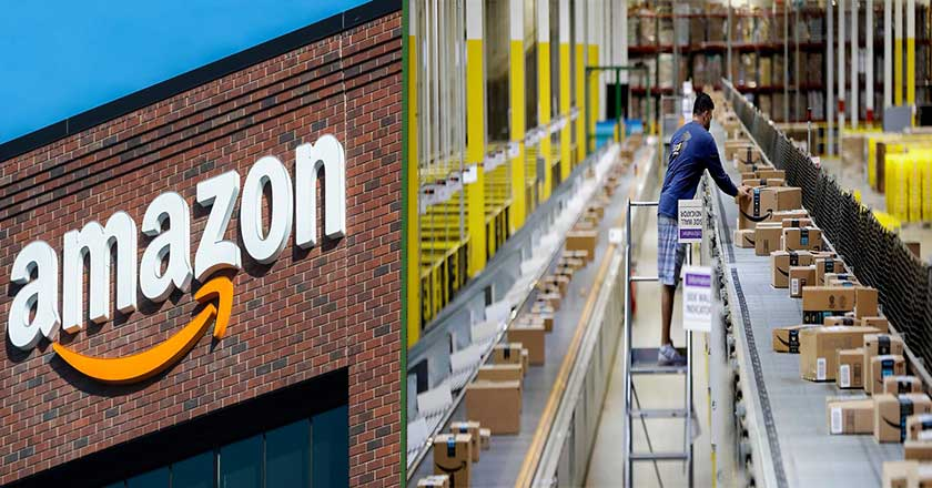 Amazon: Plans to Open New Warehouse in Ottawa, Create 600 Full Time Jobs