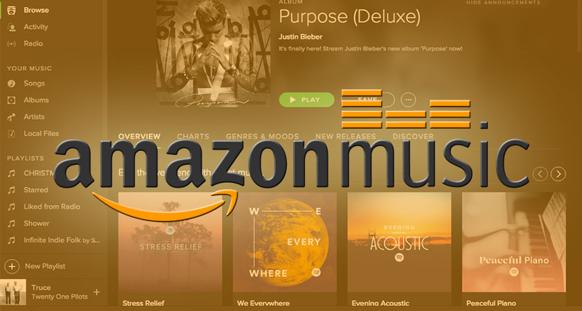 Reports: Amazon's new Free Music Streaming Services Might be Out Soon