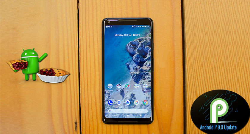 The wait is over! Android P finally has a name