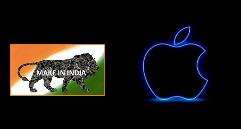 "Apple to ""Make in India"" and Export"